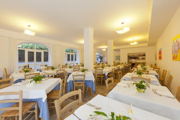 Hotel Letizia Terme - Sala Ristorante
